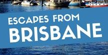 Brisbane | Short Trips to Escape the City / Ideas of places to visit around Brisbane. Welcome on my Brisbane region board. I hope you will find some inspirations with my pins and my articles. Please don't hesitate to share your thoughts and your tips about the destinations I review. I'd love to hear from you.