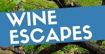 Wine Escapes  | Travel Tips from Wine Lovers / Who loves Wine?  ➟ Follow @miieloise (My Favourite Escapes) and send her a message via Pinterest. Feel free to invite other wine lovers you know! ➟ Pins not related to wine tourism will be removed. ➟ Use common sense: you can add as many pins as you wish, but don't spam and don't forget to share the love and repin some too!
