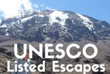 Travel | UNESCO List / A World Heritage Site is a place listed by the UNESCO as being of special cultural or physical significance (Source: Wikipedia). Find the list there: http://whc.unesco.org/en/list/