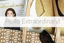Hello Extraordinary! / Spring is here and life is blooming. We're so excited to announce that our CEO & Founder Jessica Herrin is bringing to life a passion project and publishing a book, Find your Extraordinary, with Crown Business. And, announcing a special offer – Preorder your copy now & get an early chapter booklet mailed to you! Hurry – while supplies last! On shelves 5/3, preorders available now: http://bit.ly/1nkcTV7