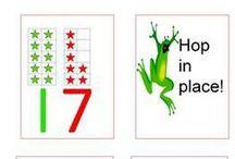 Preschool Math Numbers / by Jolynne Rogers
