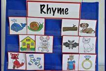 Preschool Literacy / by Jolynne Rogers