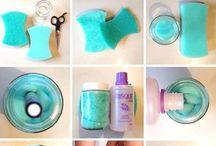 Beauty / Hair, make-up, and nails.