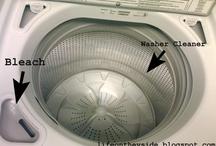 Laundry and repairs
