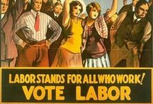 Labor Unions / by Lisa Golden
