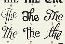 Typeface and Fonts / by Lisa Golden