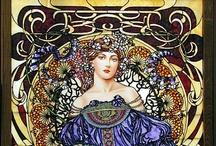 Art Nouveau / by Lisa Golden
