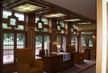 Frank Lloyd Wright / by Lisa Golden
