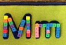 Preschool Literacy Letters / by Jolynne Rogers