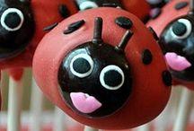 Class Ladybug Food / by Jolynne Rogers