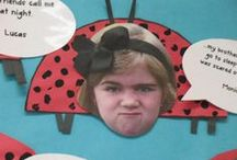 Class Ladybugs Grouchy / by Jolynne Rogers