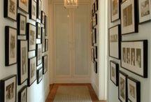 Hallway / Decor and ideas / by Shae