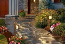 Curb appeal / Decor and ideas  / by Shae