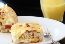 Breakfast / Recipes to try / by Shae