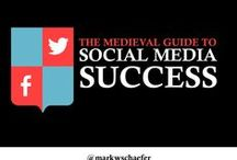 Social / Infographics and informative articles about social media and social media management.