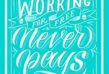 Molly Jacques Workshop / Calligraphy tutorials, supplies, freebies, hand lettering tutorials