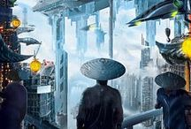 The future is here / Sci-fi