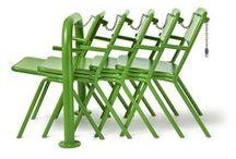 Urban Design Chairs