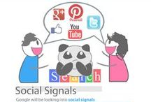 Social Media Marketing - Infographics / infographics on how to use social media to grow your brand / by SuperFastBusiness