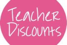 Teacher Tips and Resources / Tips, resources, and ideas for all the teachers in my life.