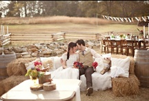 Eco-chic Country love / by Emerald Events & Weddings