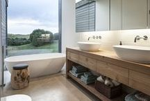 B A T H E / All Things Bathroom Design / by Katie Finley NYC