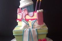Cake Decorating Ideas / by Meridith Hart