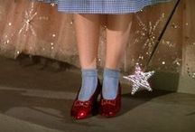 WIZARD OF OZ  / I'll get you my Pretty....and your little dog too! / by Sher Holloway