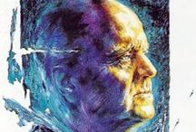 Jean Sibelius / A collection of Finland's greatest composer. Why? Because I am his champion. http://dustofhue.com / by Leon Chia