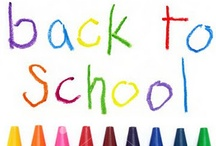 Back to School / by Melissa Hiltner