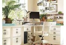 Dream Home Offices / Our headquarters is a home dedicated to our business and others! Ours are great, love to have these!