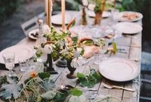 Party Ideas - Outdoor / Covering everything from intimate gathering, child's party, beach side clam bake, casual, formal or large wedding.  This board provides inspiration for those looking to host in the great outdoors.