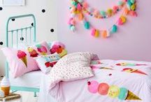 Interior Inspiration - Childrens escapes, rooms and decor / Inspiration and ideas to make your child's room or play space magical.  From secret nooks and crannies, playhouses, playrooms, and tents to gorgeous decor items or ways to display special treasures, books & toys.