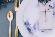Party Ideas - Adult Table Settings / Inspiration & ideas for fresh and new table settings