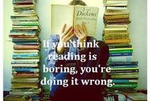 Book Sharings! / Neat things about books!