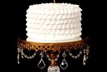 Party Ideas - Cakes / Ideas & inspiration for cake decorating.  Flavor and decorating trends for cakes.