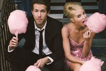 Eco-chic Cotton Candy Wedding / by Emerald Events & Weddings