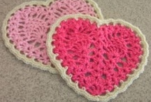 Crochet Valentine's Day and Hearts / by Linda Juhl