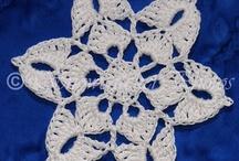 Crochet Snowflakes / by Linda Juhl