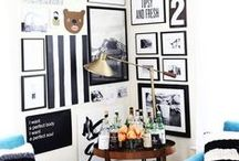 Interior Inspiration - Furnishings & Styling / Ideas and Inspiration for redesigning rooms, selecting unique furniture pieces and styling rooms.