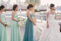 Eco-chic Ombre Love / by Emerald Events & Weddings