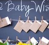 Party Ideas - Baby Showers & Sprinkles / Baby Shower and Reveal Party ideas!