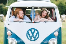 Eco-Chic 60's Flower Child Wedding / by Emerald Events & Weddings