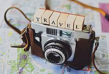 Be a Traveler / by Petra H. L.