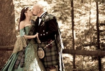 Eco-chic Scottish Plaid Love / by Emerald Events & Weddings