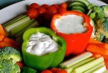 Food: Sauces/Dressings/Dips / by Mickey Galbraith