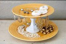 Crafts : Jewellery & Organization / by Melodie Tulsie