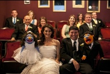 Eco-chic Muppet Love / by Emerald Events & Weddings