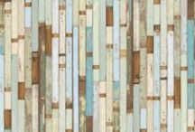 Building Materials / Hardware, hard surfaces, wood, steel, tile, concrete