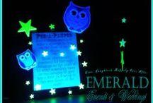 Night Owl baby shower